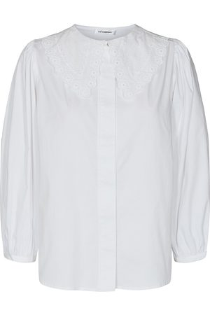 Co`Couture Cocouture Hera Broderie Shirt
