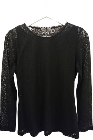 Simclan LONG SLEEVE LACE TOP - 3 COLOURS