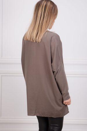 Elemente Clemente Braga Tencel Shirt in Khaki