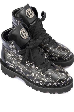 BALDININI Leather booties