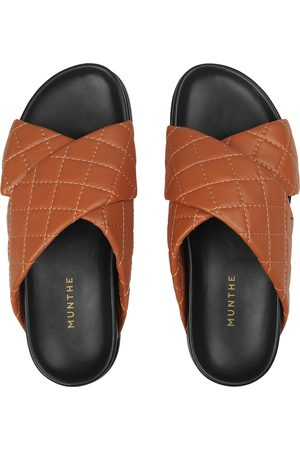 Munthe Tumeric Slippers