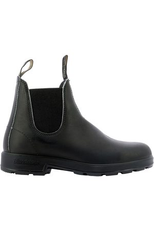 Blundstone WOMEN'S 510BLACK LEATHER ANKLE BOOTS