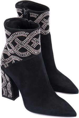 LORIBLU Suede ankle boot