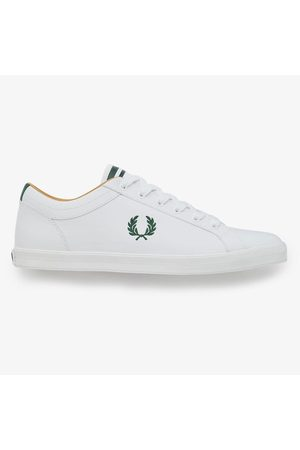 Fred Perry Baseline leather, Title: