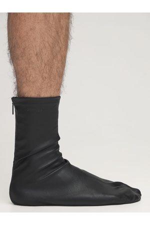 AMBUSH Leather Tabi Socks