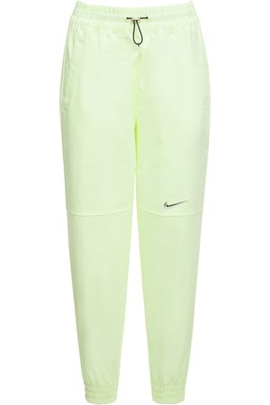 Nike Women Pants - Swoosh Woven Tech Pants
