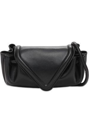 Bottega Veneta Women Shoulder Bags - Small Triangular Flap Shoulder Bag