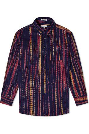 ENGINEERED GARMENTS Men Shirts - 19Th Century Button Down Batik Print Shirt