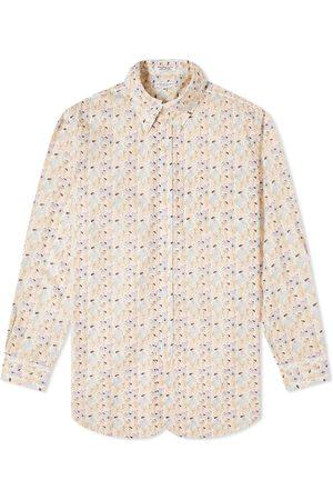 ENGINEERED GARMENTS Men Shirts - 19Th Century Button Down Dancers Print Shirt