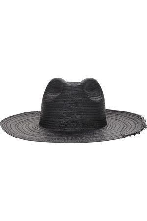 Saint Laurent Men Hats - Panama Hat