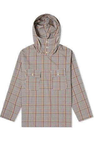 ENGINEERED GARMENTS Men Casual - Checked Cagoule Overshirt