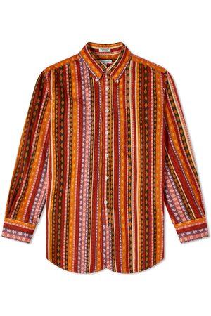 ENGINEERED GARMENTS Men Shirts - 19Th Century Multi Stripe Button Down Shirt
