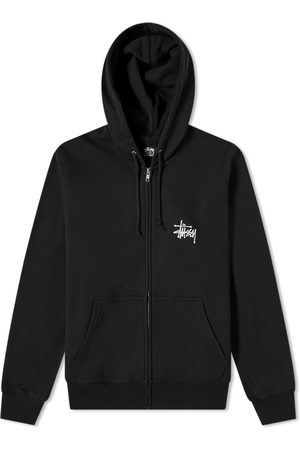 STUSSY Basic Zip Hood