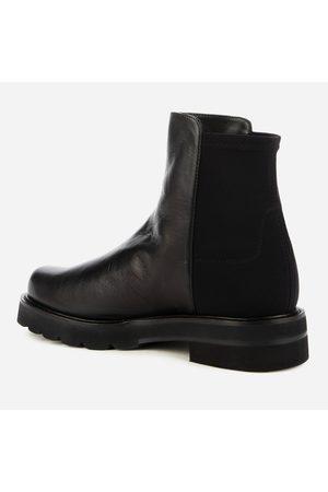 Stuart Weitzman Women Chelsea Boots - Women's 5050 Lift Leather Chelsea Boots