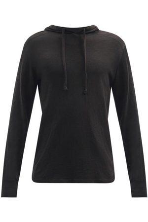 RAG&BONE Flame Carded Cotton-jersey Hooded Sweatshirt - Mens