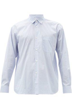 Comme des Garçons Forever Striped Cotton Shirt - Mens