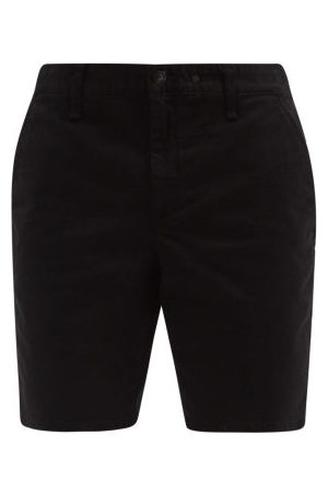 RAG&BONE Mid-rise Cotton-blend Chino Shorts - Mens