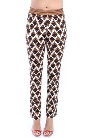 VIA MASINI 80 Women Pants - Trouser Women viscosa