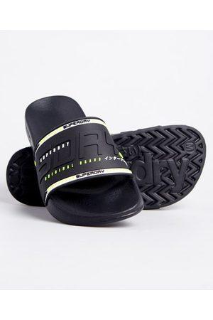 Superdry Women Sandals - City Neon Pool Sliders