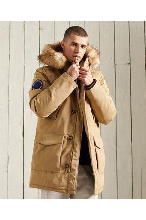 Superdry Men Parkas - Everest Parka Coat