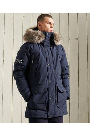 Superdry Men Parkas - Premium Ultimate Down Parka Coat