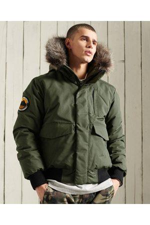 Superdry Men Bomber Jackets - Everest Bomber Jacket