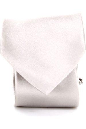 Kiton Men Neckties - Ties Men Grey Seta