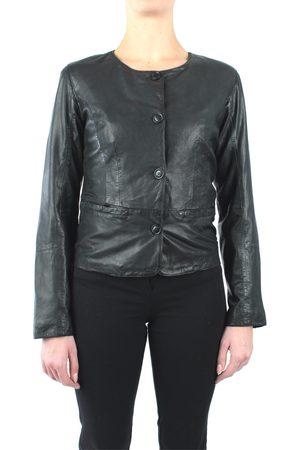 terzo piano Leather jackets Women pelle