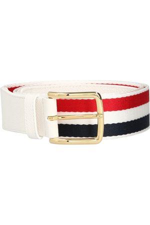 Thom Browne Webbing belt