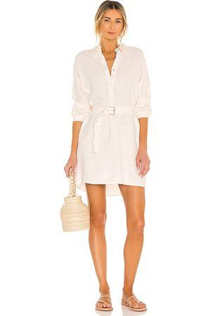 Overlover Sunshine Dress in Ivory.