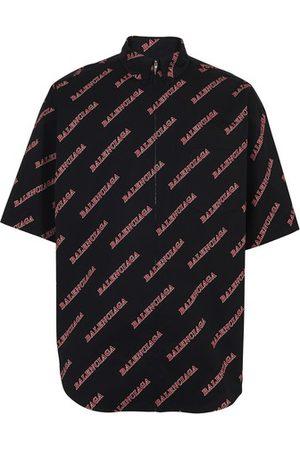 Balenciaga Men Casual - Allover shirt
