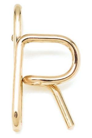 Atelier Paulin Women Necklaces - Initial Pendant R