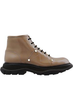 Alexander McQueen Women Ankle Boots - Tread Boots