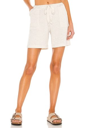 Only Hearts Surf Shorts in Neutral.
