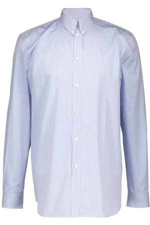 Givenchy Striped shirt with Atelier patch