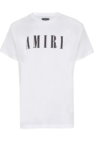 AMIRI Men Short Sleeve - Logo T-Shirt