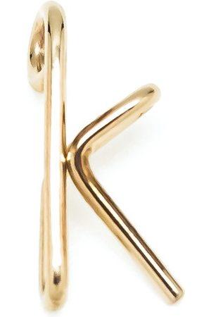 Atelier Paulin Women Necklaces - Initial Pendant K