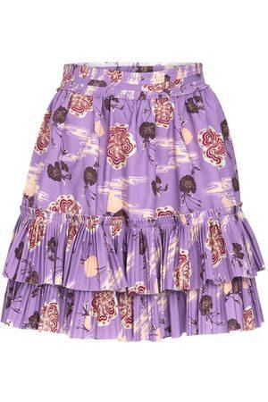 ULLA JOHNSON Women Mini Skirts - Leela skirt