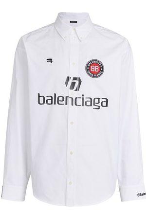 Balenciaga Men Long sleeves - Long sleeve soccer shirt