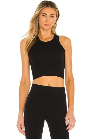 WSLY Women Tank Tops - The Rivington Cropped Tank in .