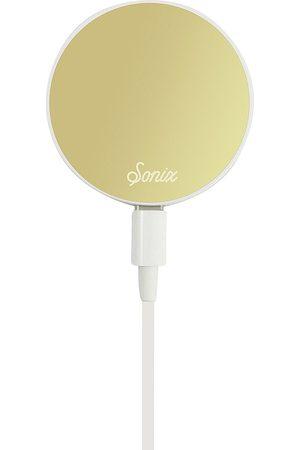 Sonix Women Phones Cases - Magnetic Link Wireless Charger in Metallic .