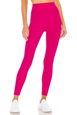 Lanston Hypnotic Legging in Pink.