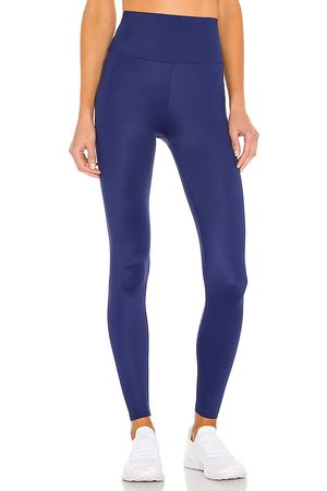 Lanston Element Cutout Legging in Navy.