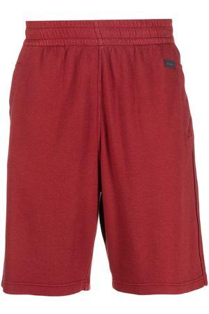 Z Zegna Men Shorts - Knee-length cotton shorts