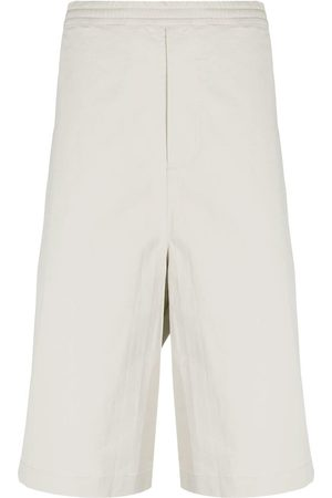 AMBUSH Men Shorts - Knee-length track shorts - Neutrals