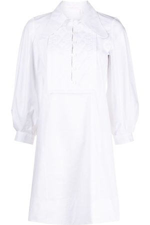 See by Chloé Cotton shirt dress