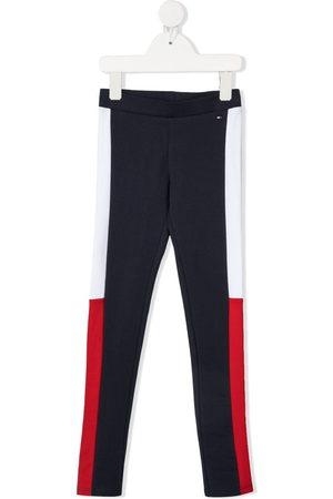 Tommy Hilfiger Girls Sweatpants - Side-stripe track pants