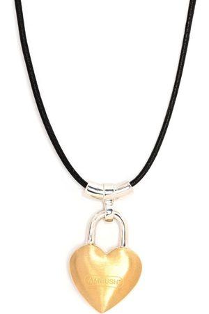 AMBUSH Heart charm necklace