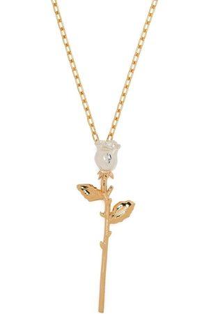 AMBUSH Necklaces - Rose pendant necklace