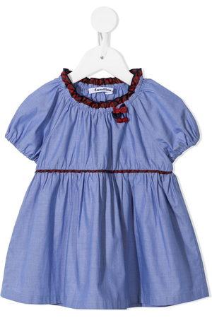 Familiar Bow-detail blouse